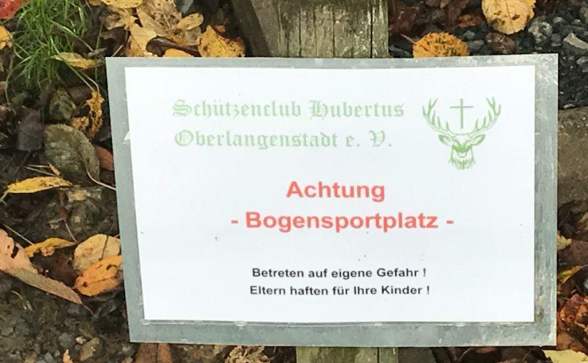 Fotos: 10 Jahre Bowhunter SC Hubertus Oberlangenstadt – Jubiläumsfeier am 01.10.2017
