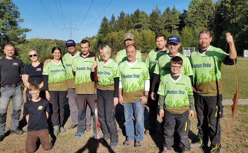 Erfolge beim 3-D-Turnier in Rödental-Einberg